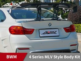 2014-2016 BMW 4 Series MLV Style Trunk