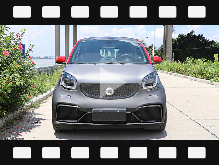 2015-2018 Mercedes Benz Smart AMG Style Body Kits
