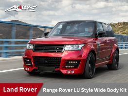 2014-2017 Land Rover Range Rover LU Style Wide Body Kits
