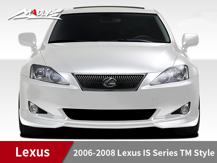 2006-2008 Lexus IS Series IS250 IS350 Front Lip