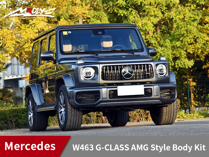 2018 Mercedes Benz G-Class AMG Style Body Kits