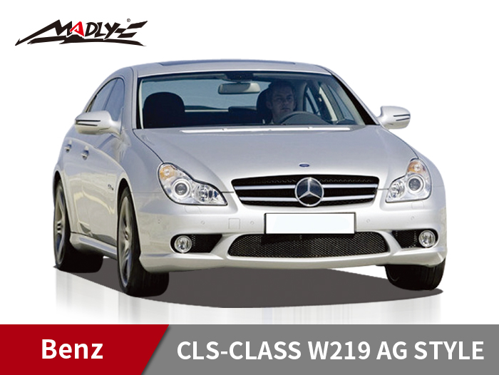 2006-2011 Mercedes Benz CLS-Class W219 AG Style Body Kits