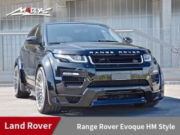 2012-2014 Range Rover Evoque HM Style Wide Body KIT