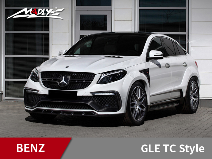 2016-2018 Mercedes BENZ GLE TC Style Body Kits